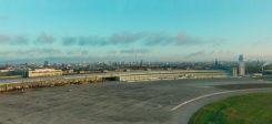 Zentralflughafen THF, Flughafen, Berlin, Flüchtlinge