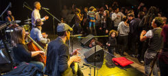 Arab Song Jam, Musik, Konzert, Maghreb, Werkstatt der Kulturen