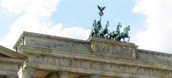 Berlin, Brandenburger Tor, Hauptstadt