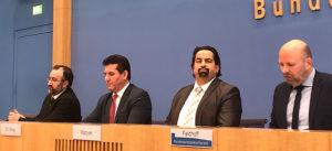 Burhan Kesici, Zekeriya Altug, Aiman Mazyek, Muslime, Islam