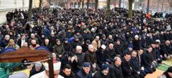 Muslime, Berlin, Freitagsgebet, Brandanschlag, Moschee