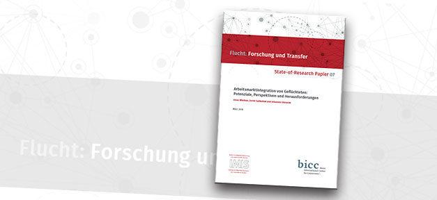 Studie, Arbeitsmarkt, Forschung, Flüchtlinge, Geflüchtete