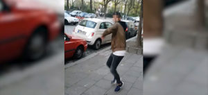 Antisemitismus, Juden, Kippa, Judenfeindlichkeit, Gewalt, Straße