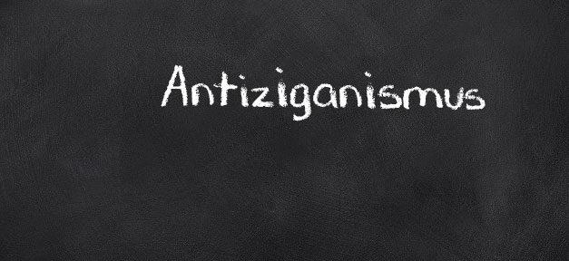 Antiziganismus, Sinti, Roma, Diskriminierung, Straftat