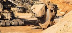 Bergbau, Industrie, Bagger, Wirtschaft, Industrie