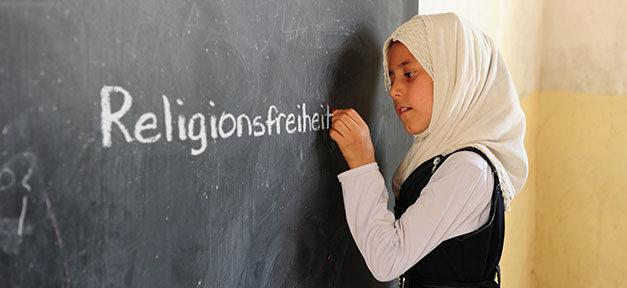 Kind, Schule, Kopftuch, Mädchen, Religionsfreiheit, Bildung