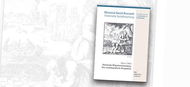 Bade, Klaus Bade, Migrationsforschung, Buch, Historisch