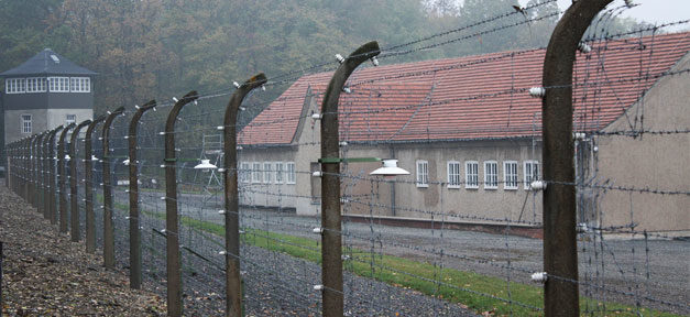 Konzentrationslager, Buchenwald, KZ, Nationalsozialismus, Zaun, Gefängnis
