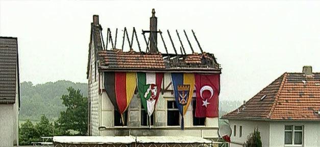Solingen, Brandanschlag, Rechtsextremismus, Fremdenfeindlichkeit, Haus