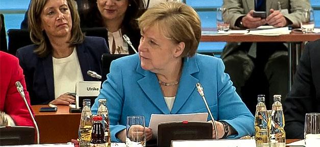 Angela Merkel, Integrationsgipfel, Bundeskanzlerin, Merkel, Integration