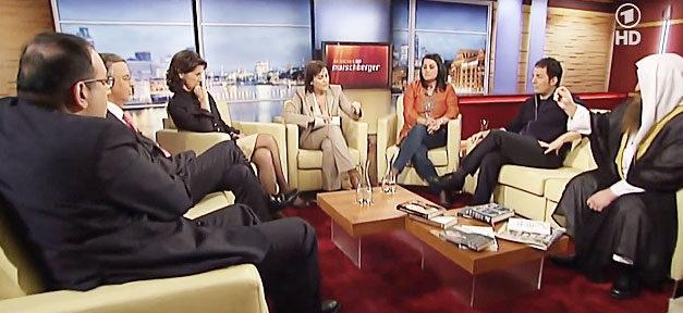 Maischberger, Islam, Talkshow, Muslime, Fernsehen, TV