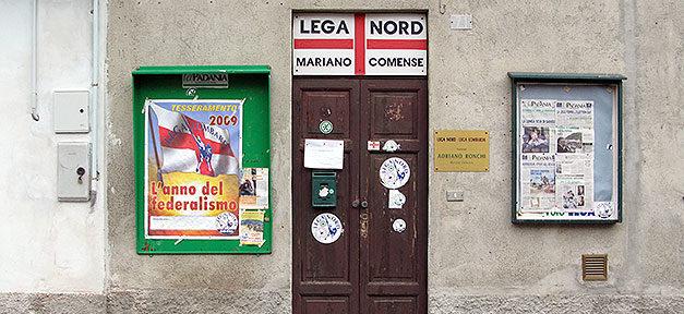 Lega, Lega Nord, Italien, Rassismus, Rechtspopulismus, Rechtsextremismus, Politik