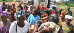 Medica Mondiale, Frauen, Freude, Liberia, Besuch