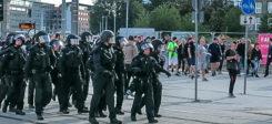 Polizei, Rechtsextremismus, Chmenitz, Gewalt, Ausländerfeindlichkeit