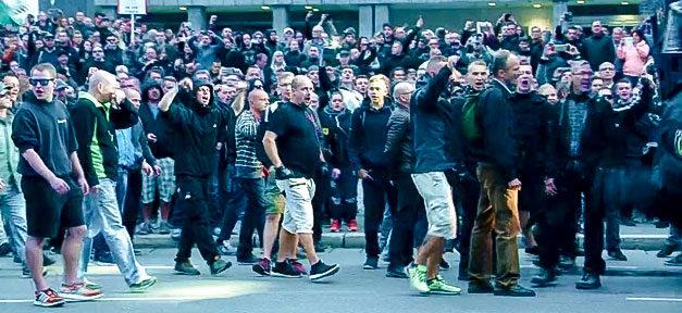 Chemnitz, Neonazis, Rechtsextremismus, Demonstration