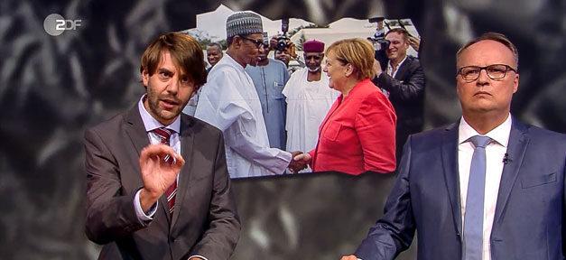 Fernsehen, TV, Heute Show, Oliver Welke, ZDF