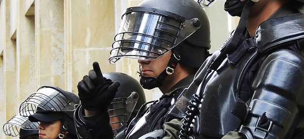 Polizei, SEK, Formation, Sicherheit, Einsatz, Sondereinsatzkommando