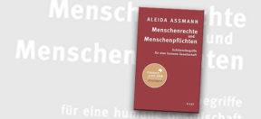 Menschenrechte, Menschenpflichten, Buch, Friedenspreis, Aleida Assmann
