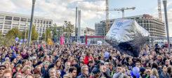 Demonstration, Dresden, Pegida, Fremdenfeindlichkeit, Demo, Rassismus