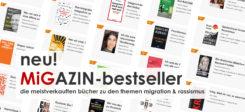 MiGAZIN, Bücher, Bestseller, Migration, Integration, Rassismus