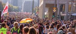 Unteilbar, Demonstration, Berlin, Rassismus, Rechtsextremismus