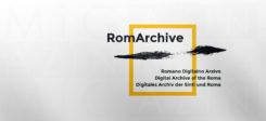 RomArchive, Roma, Sinti, Archiv, Geschichte, Kultur, Online