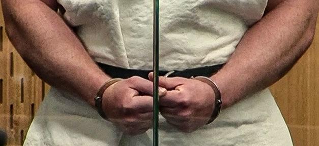Christchurch, Neuseeland, Brendon Tarant, Handschellen, Gericht, Straftat, Rechtsextremismus, Islamfeindlichkeit