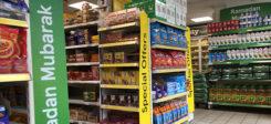 Ramadan, Muslime, Islam, Supermarkt, Lebensmittel, England