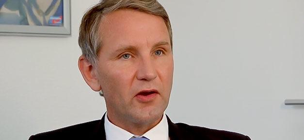 Björn Höcke, ZDF, Interview, AfD, Politik, Rechtspopulist, Neonazi
