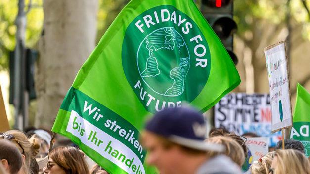 Fridays for Future, Klima, Umwelt, Klimawandel, Demonstration