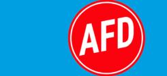 AFD, NPD, Logo, Rechtsextremismus, Nazis, Rechtsextremisten
