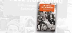 Baden-Württemberg, Buch, Cover, Koffer, Hoffnung
