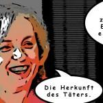 Staatsministerin Maria Böhmer verwechselt Familiendrama mit Ehrenmord