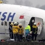 Flugzeugabsturz in Amsterdam