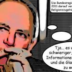 Schäubles Glaubwürdigkeit