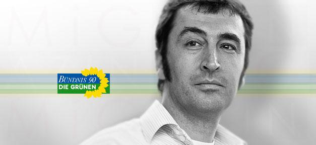 Cem Özdemir, Die Grünen, Politik, Politiker, Anatolischer Schwabe