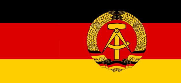 DDR Fahne © MiG