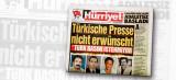 Kein Platz für türkische Medien