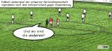 Fußball Länderspiel der Schweiz nach dem Volksentscheid gegen Zuwanderung