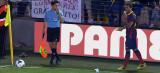 Applaus für Barca-Spieler