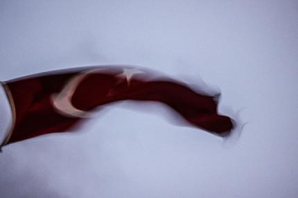 Türkische Flagge © Mirza Odabaşı
