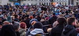 Millionen auf der Straße für Freiheit und gegen Gewalt und Hass