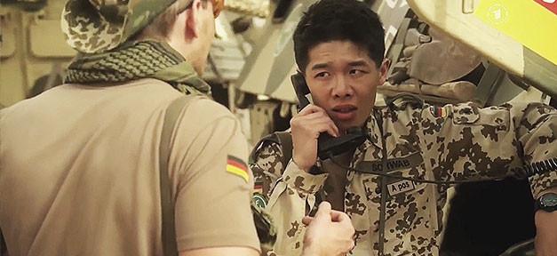 Eine mörderische Entscheidung, Yung Ngo, vietnam, Soldat, Gerd Schwab, asiate