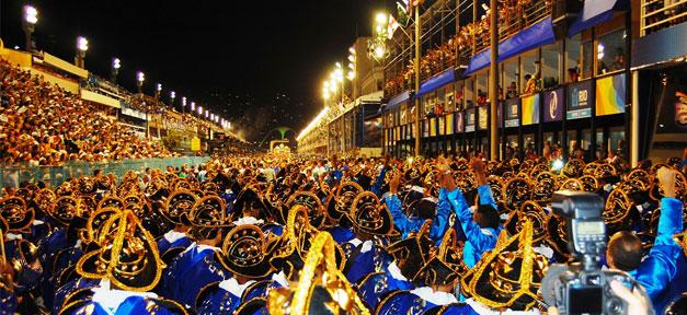 Karneval, Rio, Brasilien, Rio de Janeiro