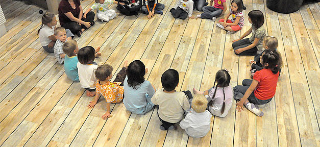 Kindergarten, Kinder, Krippe, Kita