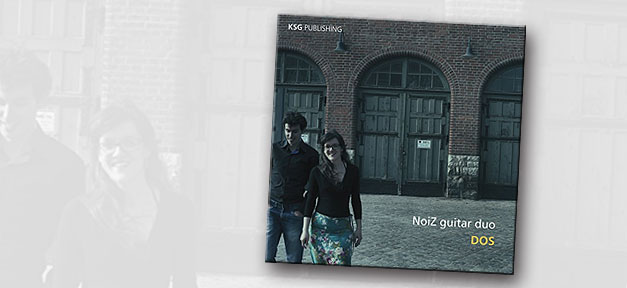 NoiZ guitar duo - DOS © KSG Publishing
