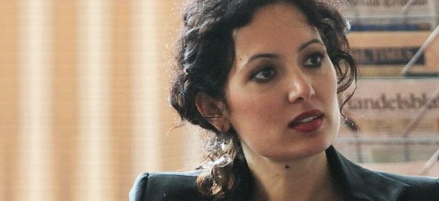 Dr. Naika Foroutan - Foto: Frank Nürnberger