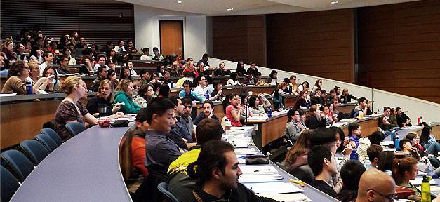 Studenten, Student, Studium, Hörsaal, Uni, Universität
