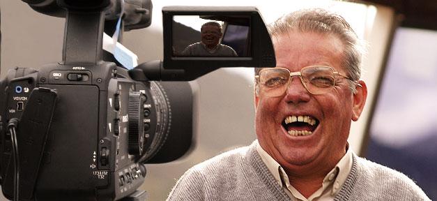 Kamera, Fernsehen, Lachen, Witzig, Mann, Komik