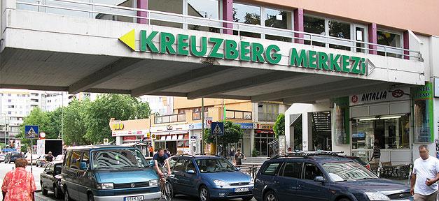 Berlin, Kreuzberg, Kreuzberg Merkezi, berlin kreuzberg